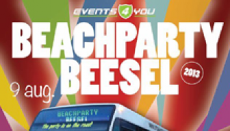 Beachparty Beesel