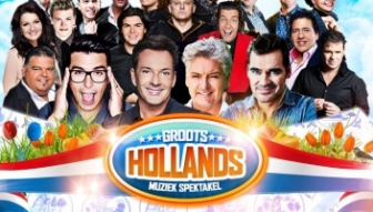 Groot Hollands muziekspektakel