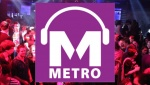 Logo van Metro